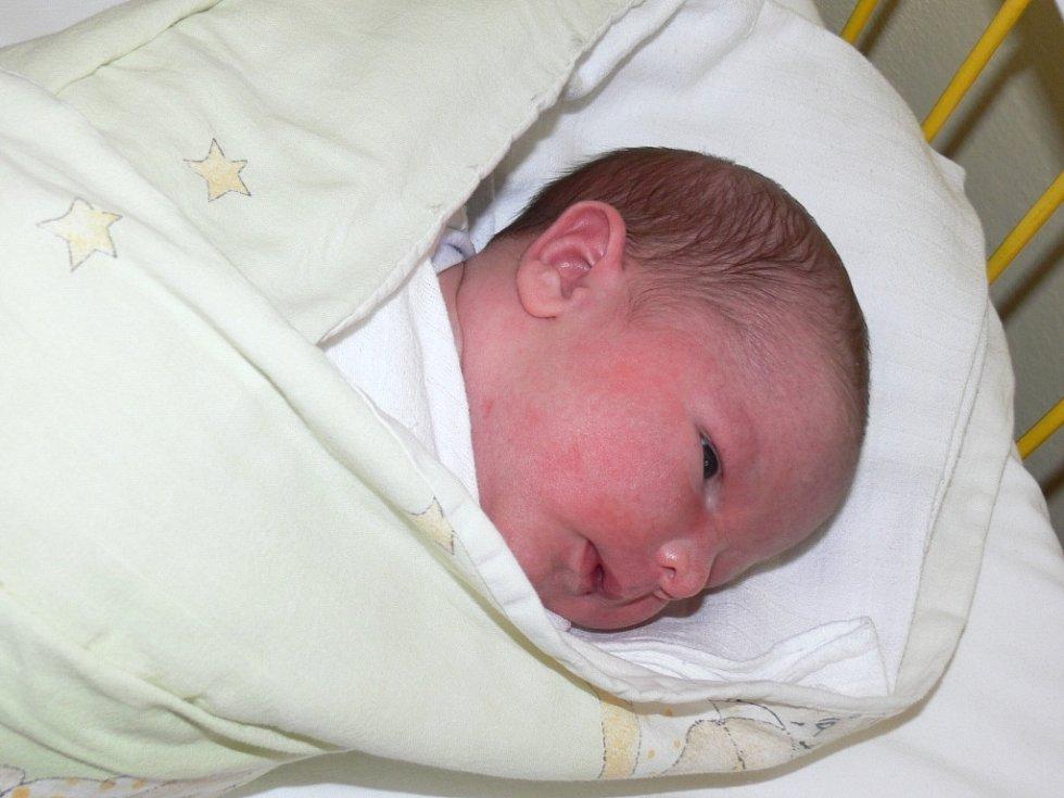 Štěpán Ludačka se narodil v prachatické porodnici 22. listopadu v 06.20 hodin. Vážil 4,10 kg a měřil 52 cm. Rodiče Helena a František si syna odvezou domů do Bělečské Lhoty. Doma čekají sourozenci František (11), Helena (10), Anežka (8) a Jenda (2).