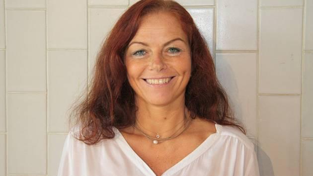 Radovana Kutláková, ředitelka Sportovního zařízení Prachatice.