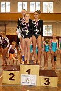 Vimperské gymnastky jsou přebornicemi kraje.