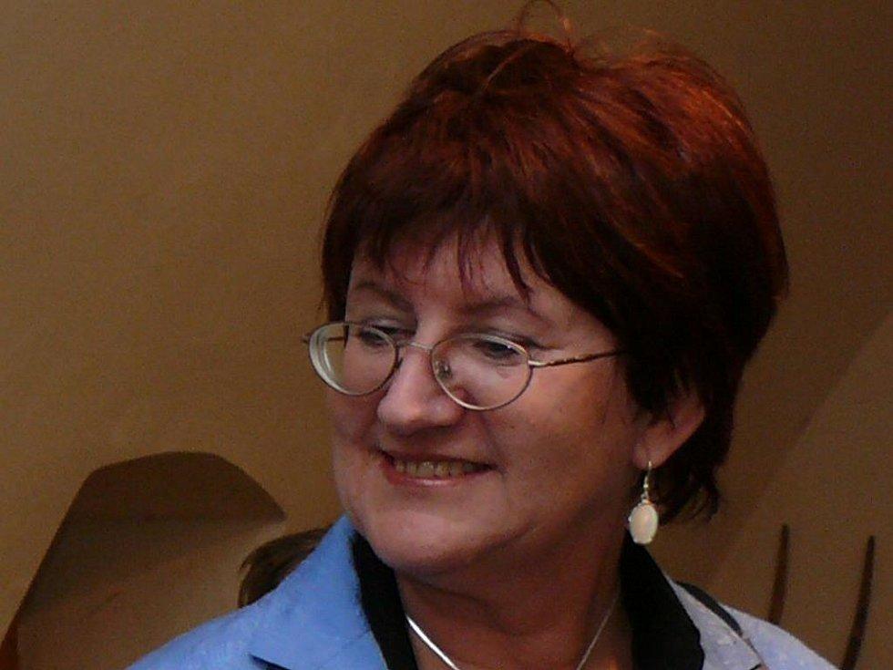 Alena Nachlingerová.