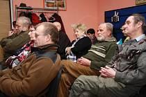 Obyvatelé Stožce čekali, jak dopadne volba nového vedení obce.
