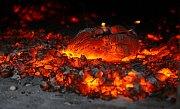 V peci je vedro jako v pekle.