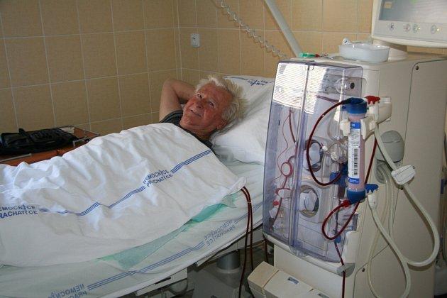 Dialyzační středisko v pondělí odpoledne obnovilo provoz. (Ilustrační foto)