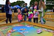Vimperské děti mají nové Rákosníčkovo hřiště.