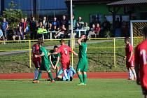 Víkend opět přinese řadu zajímavých fotbalových zápasů.