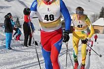 Jiří Mánek oblékl reprezentační dres na mládežnické olympiádě. Porazila ho však viróza.