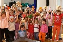 Děti si zatancovaly s Free Dance