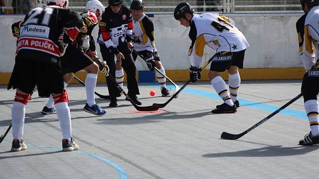Sportovní víkend bude plný hokejbalu.