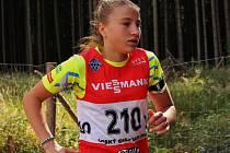 Stašští závodníci zakončili sezonu letního biatlonu titulem Mistryně ČR pro Hanku Randákovou.