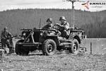 Obyvatelé Kvildy si připomněli události druhé světové války.