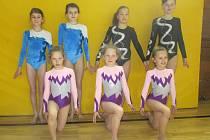 Gymnastky uspěly v Trhových Svinech.