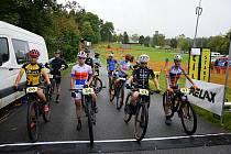 Bikeři zakončili seriál Šumavského poháru Velkou cenou Vimperka na Vodníku.