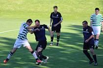 Fotbalová I.A třída pokračovala 24. kolem (ilustrační foto).