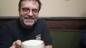 Pavel Mádl oslavil šedesáté narozeniny.