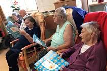 Setkání na přání je nový projekt, který realizuje město Prachatice a SeniorPoint, kontaktní místo pro seniory.