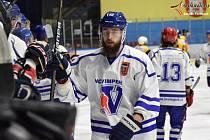 Vimperští hokejisté přivítají v pátek večer lídra Krajské ligy z Pelhřimova.
