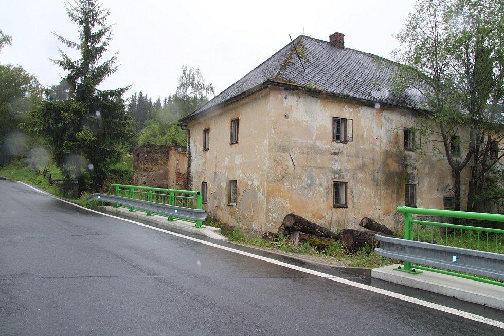 Blanický mlýn.