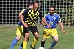 Fotbalová OS Prachaticka: Nebahovy - Strunkovice B 5:2.