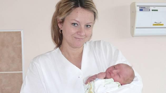 Ondřej Vaněček se narodil v prachatické porodnici v pondělí 8. dubna v 19.22 hodin. Při narození vážil 3160 gramů. Rodiče Blanka a Zdeněk jsou z Prachatic.