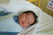 Štěpán JUDA, Strunkovice nad Blanicí. Narodil v pondělí 3. prosince ve 2 hodiny a 37 minutv prachatické porodnici. Vážil 4300 gramů. Rodiče: Lenka a Štěpán.