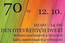 Oslavy výročí ZUŠ
