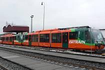 Nové soupravy budou jezdit na šumavských tratích.