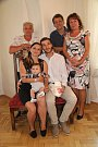 Radim Kneifl se rodičům Aleně a Radimovi narodil 2. dubna.
