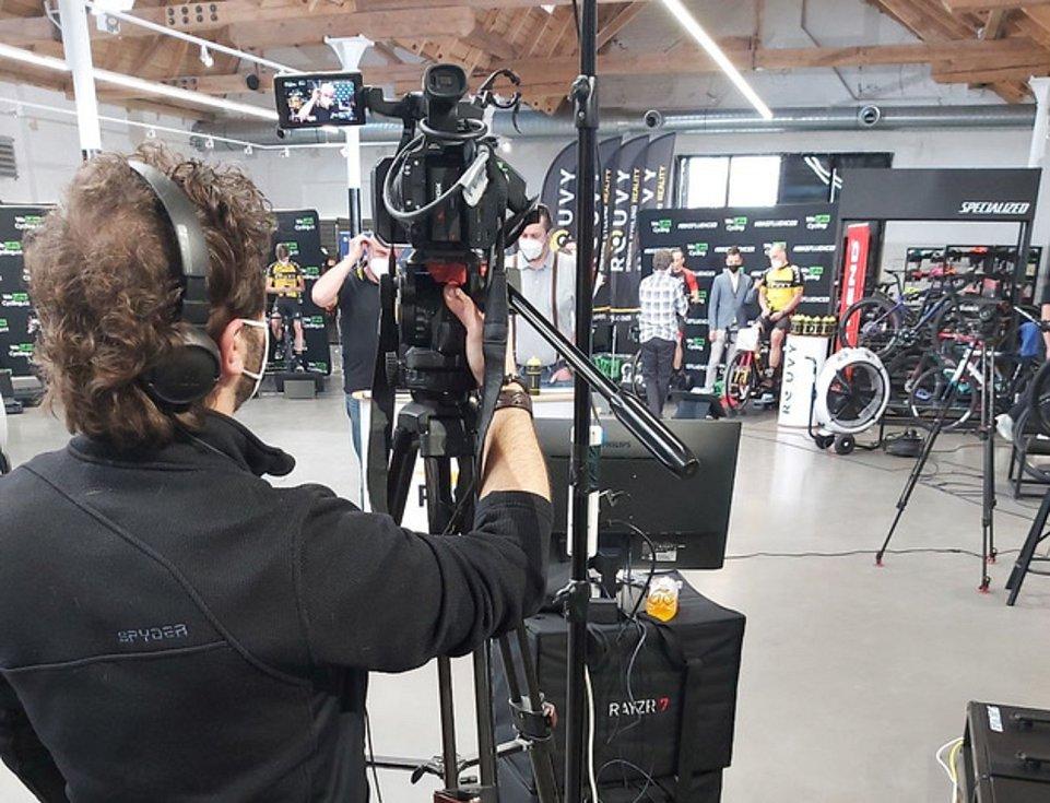 Cyklisté absolvovali další virtuální závod seriálu Kola pro život.