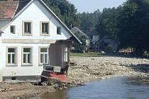 Po povodních.