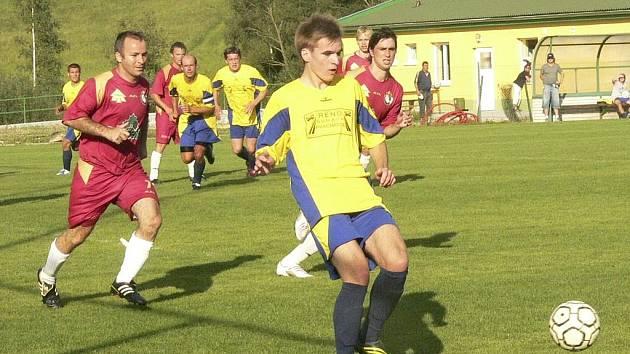 Svěchota patřil k nejnebezpečnějším hráčům Lažiště.