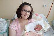 Daniel KOČÍŠ, Vimperk. Narodil se 16. listopadu ve 4 hodiny a 50 minut v prachatické porodnici, vážil 2620 gramů. Má sestřičku Sofinku (20 měsíců). Rodiče: Helena Šromová a Vladimír Kočíš.