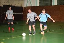 Prachatická hala byla dějištěm zajímavého turnaje v sálovém fotbale.