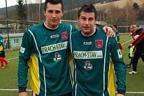 Petr a Vladimír Hovorkovi.