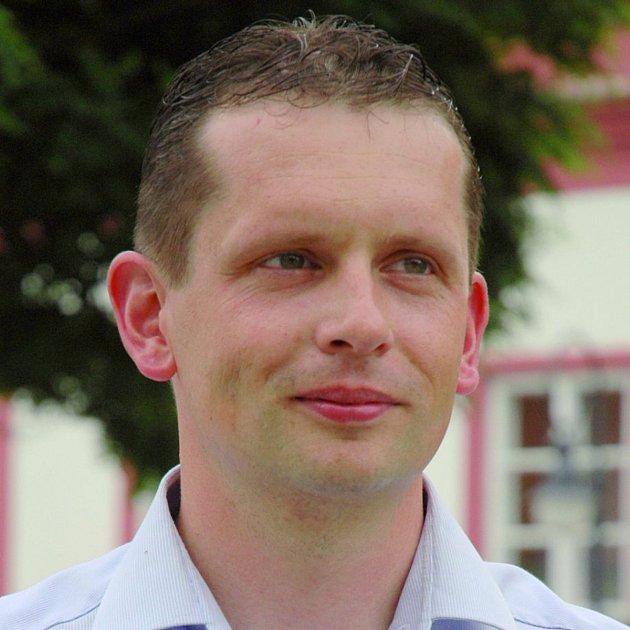 Jiří Cais, 42let, Vimperk, ODS