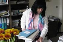 Hlavním úkolem Dagmar Janouškové je vzdělávací projekt pro zaměstnance nemocnice.