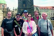 Klienti Stroomu Dub vyjeli do Prahy.