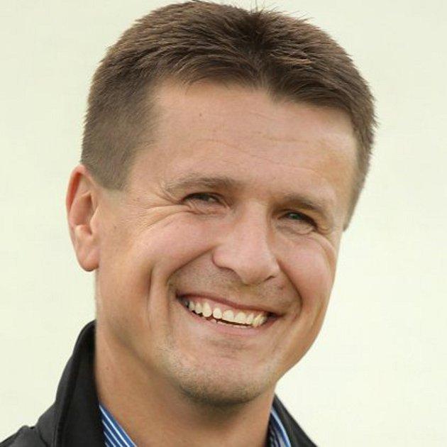 Vladimír Pešek, 44let, starosta města, Nezávislí pro Netolice.
