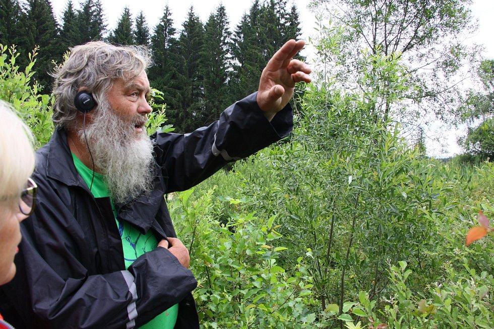 Karel Kleijn z BUND Naturschutz.