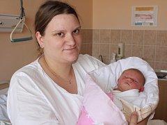 Kristýna Soukupová se narodila v prachatické porodnici v pátek 17. března osm minut před půlnocí rodičům Janě a Robertovi. Vážila 2800 gramů. Holčička bude vyrůstat v Prachaticích.