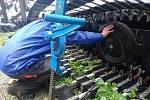 Kontrola rolby, vleků a veškerého zařízení je v Lyžařském areálu před zimní sezonou nezbytná.