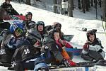 První velké lyžařské klání od vzniku lyžařského areálu v Horní Vltavici se vydařilo na jedničku. Závody ve ski a snowboard crossu sklidily velký úspěch. Lze tedy očekávat, že se napřezrok do Vltavice vrátí.
