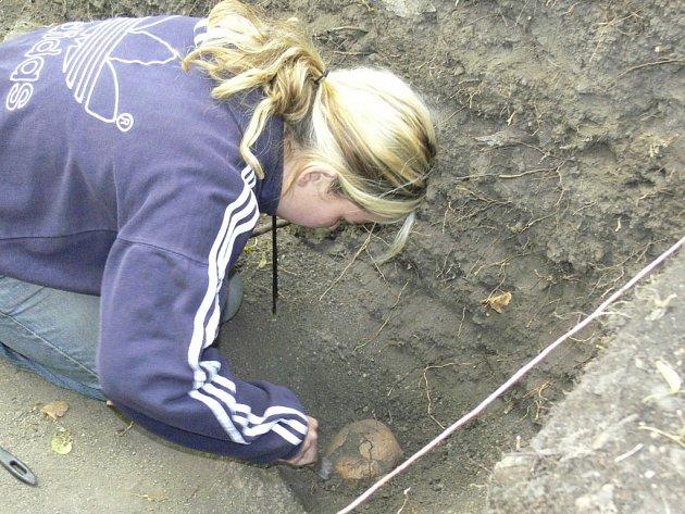 Archeologové se nenudili.