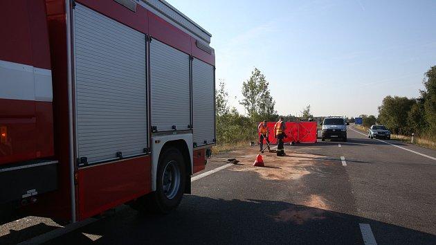 Dopravní neoda Vodňany.