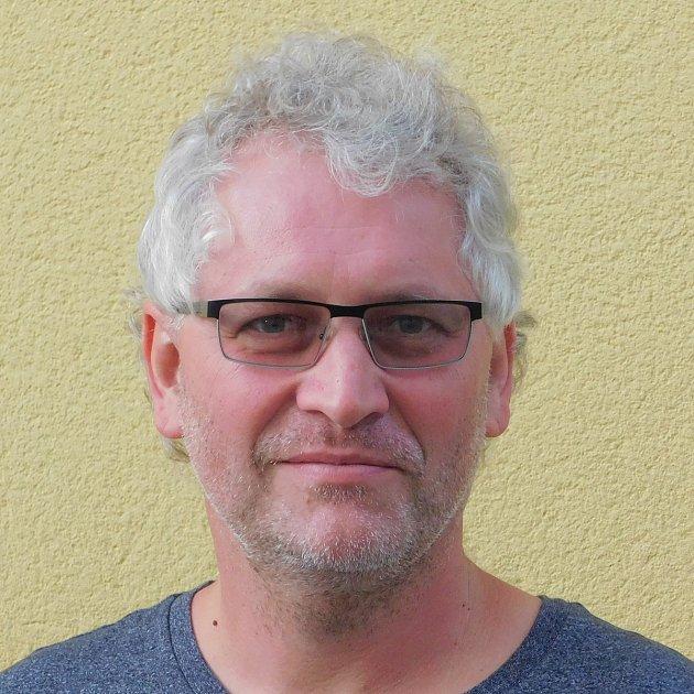 Jiří Hrubý, 47let, živnostník - elektrikář, Nezávislí pro Netolice.
