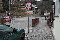 O opravu Zlatého mostu ve Vimperku se bude znovu soutěžit.