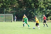 Strunkovice B - Volary 7:1.