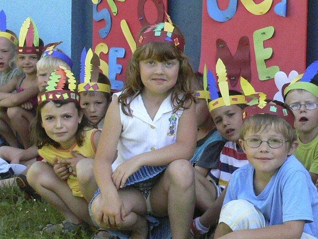 Mateřská škola v Klostermannově ulici bude do pátku 24. srpna zavřená. Děti mohou po tuto dobu navštěvovat Mateřskou školu 1. máje. Ilustrační foto.