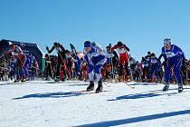 Šumavskí Skimaraton se blíží.