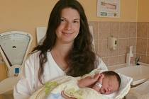 Petr Müller se narodil v prachatické porodnici v pondělí 26. září patnáct minut před třetí hodinou odpolední rodičům Adrianě a Petrovi. Vážil 3290 gramů a měřil 49 centimetrů. Chlapeček bude vyrůstat v Rohanově u Prachatic.