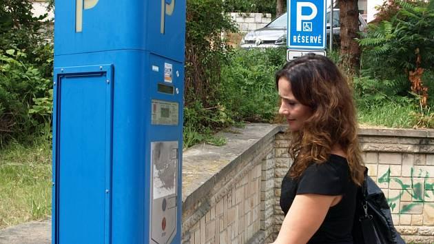 Parkovací automaty zdobí i Šumavu. Stejně, jako jsou motoristé zvyklí platit za parkování ve městech, musejí i v obcích Šumavy.